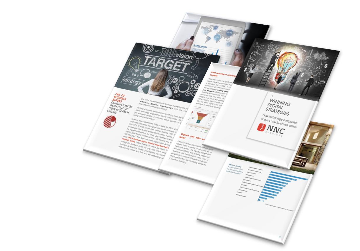 B2B Winning Digital Marketing Strategies