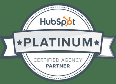 Platinum Parner HubSpot
